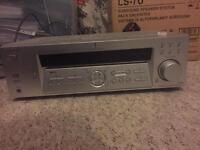 Sony surround sound amp and Teac 5.1 speakers