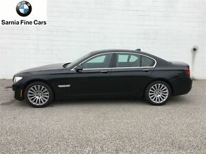 2013 BMW 7 Series 750i xDrive