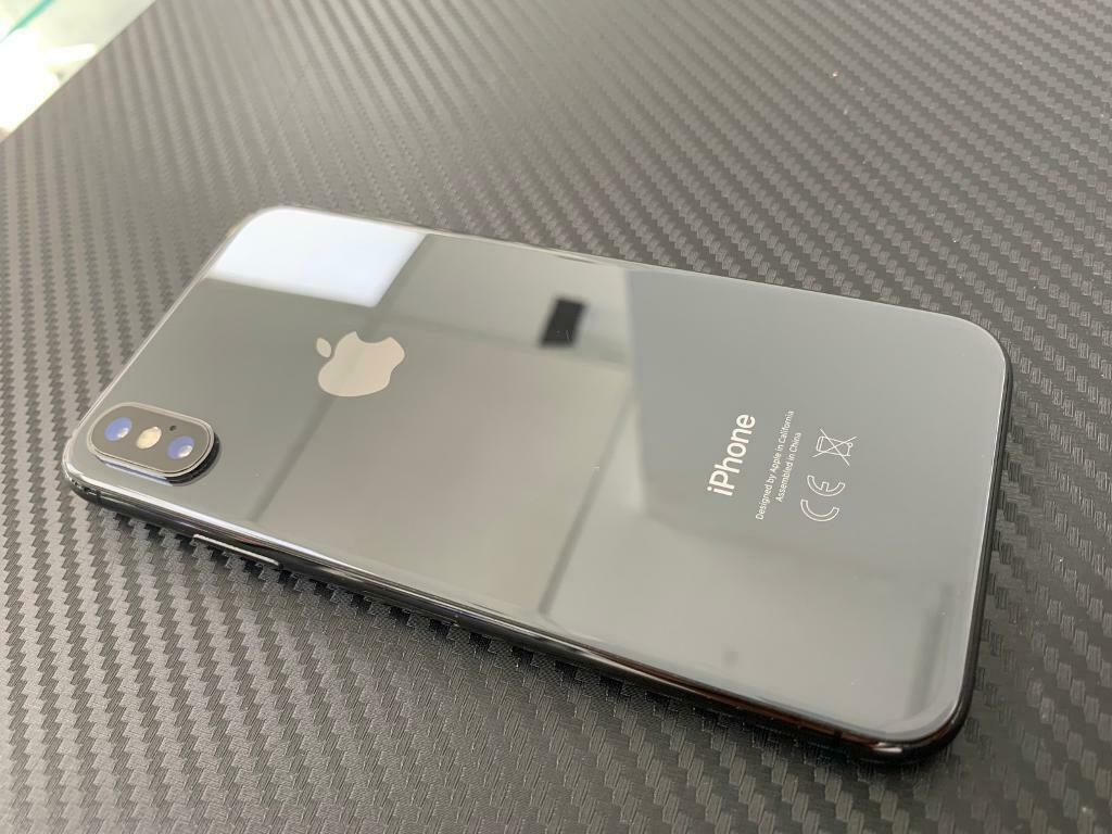 iPhone X 256GB Space Gray - 9/10 Condition   in Didsbury, Manchester    Gumtree