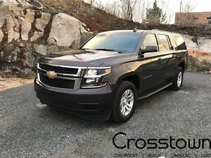 2016 Chevrolet Suburban NAVI/HEATED LEATHER/BACKUP CAM/SUNROOF/D