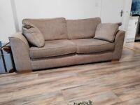 3 Seater Sofa. -