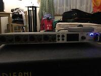 Tc Electronic Studio Konnekt 48 + remote