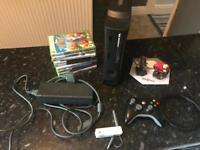 Xbox 360 elite 120 Hdd