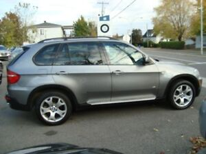 2007 BMW X5 4,8i SPORT EXECUTIVE PACKAGE