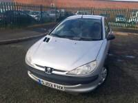 PEUGEOT 206 1.1ltr_3dr *** BARGAIN - PX TO CLEAR ***