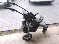 Hauck Viper slx stroller pushchair