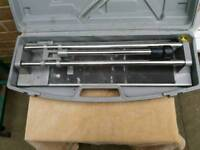 Very strong tile cutter in box