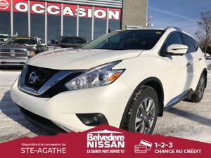 2017 Nissan Murano SL AWD TOIT PANORAMIQUE NAVIGATION