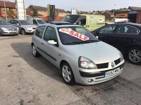 Renault Clio 2002 1.2