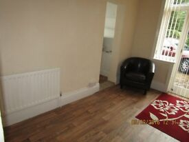 Spacious bedsit available with private shower with shared WC