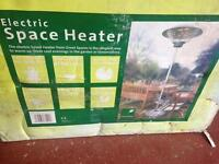 Brand new electric heater