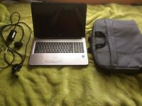 HP Pavilion 15 i5, 2TB HDD, 8GB RAM with power cable and Laptop case/carrier