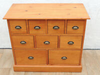 9 Drawer Slim chest (Delivery)