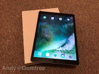 """iPad Pro 12.9"""" 32GB WiFi in Space Grey."""