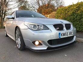 2006 BMW 530 I M SPORT ON LPG !!! LPG 59P A LITRE FASTER CHEAPER THAN ANY DIESEL HALF PRICE FUEL!!