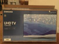 Samsung 4k EU40KU6400 Smart TV spares or repair