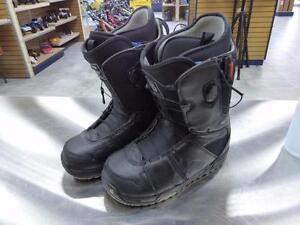 Bottes pour planche à neige BURTON gr:8.5 hommes