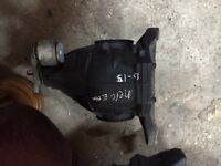 Mercedes e250 differential/diff 12-on