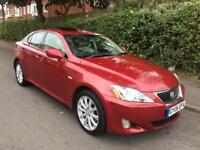LEXUS IS DIESEL SALOON 220D SE-L 2006