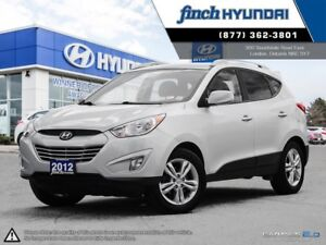 2012 Hyundai Tucson GLS Low KM's | Great Shape | SUV