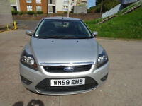 FORD FOCUS 1.6 ZETEC 5d AUTO 100 BHP GREAT EXAMPLE OF AUTOMATIC + 2 PREVIOUS KEEPERS +