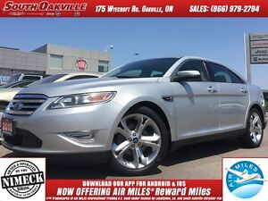 2010 Ford Taurus SHO | AWD | COOLED & HEATED LEATHER | NAVIGATIO