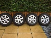 Hyundai Tucson alloy wheels