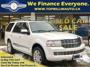2011 Lincoln Navigator with Navigation, 125K kms, 2 Years Warant
