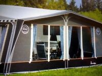 Isabella caravan awning size 875 to fit a two birth Caravan