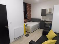 One bedroom studio apartments, Sir Thomas Street, City Centre