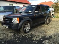 *** landrover discovery 2007 spaires or repairs ***