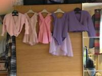 Girls ballet gear 3 - 5 yrs