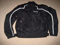 Hein Gericke summer motorcycle jacket Large