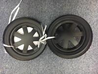 Quinny buzz wheels brand new foam filled no pouncers