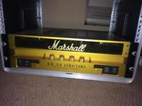 Marshall EL34 100 / 100W Power Amplifier