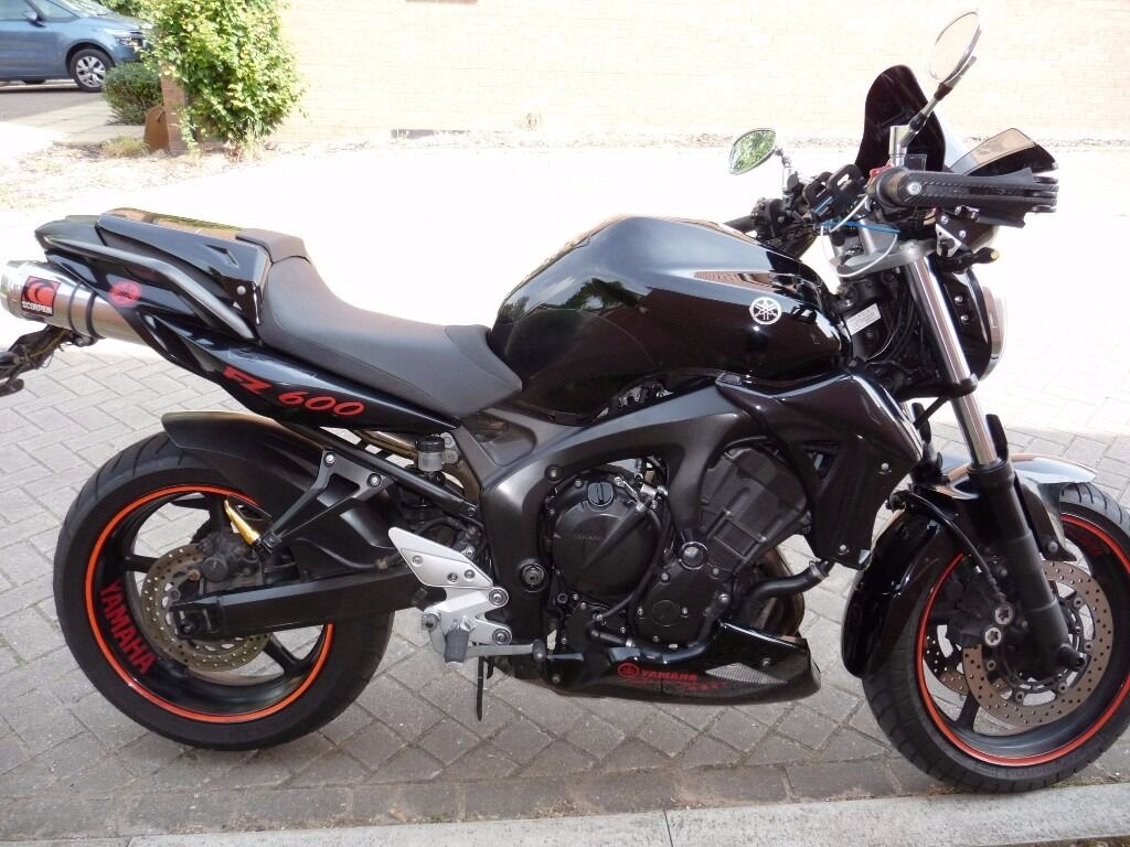 Yamaha Fz6 Half Naked Model 2007 In Coventry West Midlands Gumtree