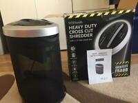 Heavy Duty Cross Cut Shredder