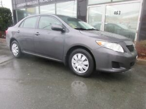 2010 Toyota Corolla CE AUTO SEDAN WITH A/C & PWR GROUP