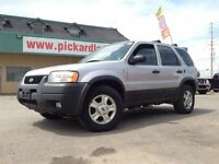 2002 Ford Escape XLT!! 4x4!! V6!!