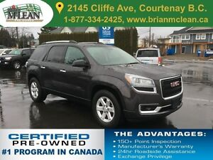 2016 GMC Acadia SLE AWD 8 Passenger Seating