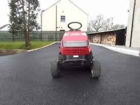 "Castel Garden 40"" Ride on mower Fully working"