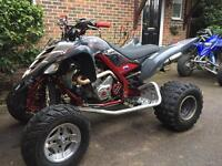 Yamaha raptor 700 road legal 2009