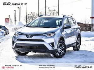 2017 Toyota RAV4 LE+AWD+SIEGES CHAUFFANTS+CAMERA