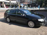 2008 Diesel Volkswagen PASSAT with 1 year MOT included