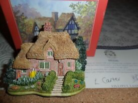 "Lilliput Lane ""Golden Years"""