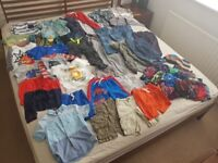 Boys Clothes - 3-4 years - Clothes bundle