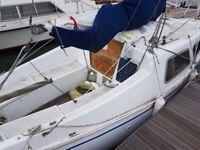 Cruiser Yacht Dockrell 22