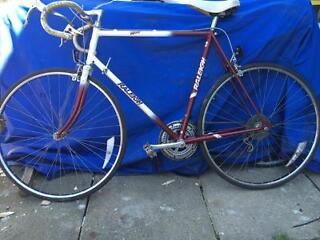 "Vintage Raleigh ""Winner"" Racing Bike Fully Working And In Good Condition, Ready To Enjoy"