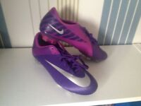 NIKE Mercurial football boot
