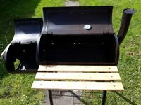 Offset smoker for sale - used once